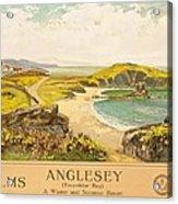Anglesey Acrylic Print