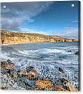 Anglesey Seascape Acrylic Print
