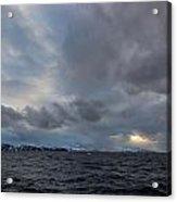 Angry Skies Acrylic Print