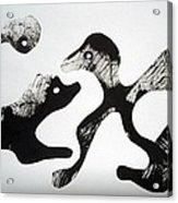 Animal Design 121027-1 Acrylic Print