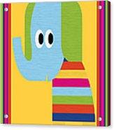 Animal Series 8 Acrylic Print