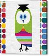 Animals Whimsical 5 Acrylic Print