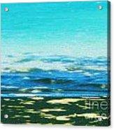 Anini Beach Kauai Acrylic Print
