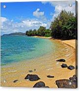 Anini Beach Acrylic Print