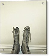 Ankle Boots Acrylic Print