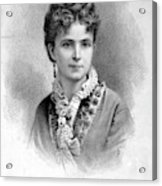 Ann Eliza Young (1844-1925) Acrylic Print