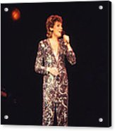 Ann Murray At Boston's Music Hall Acrylic Print