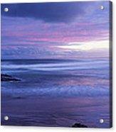 Anna Bay Sunset Acrylic Print