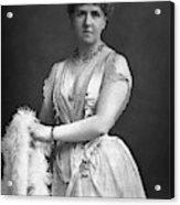 Anna Williams (1845-1924) Acrylic Print