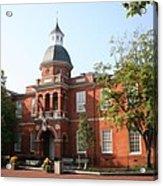 Annapolis - County House Acrylic Print