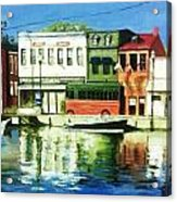 Annapolis Md Acrylic Print