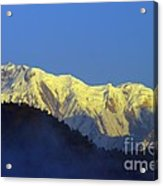 Annapurna Dawn Acrylic Print