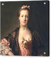 Anne Garth-turnour, Baroness Winterton Acrylic Print