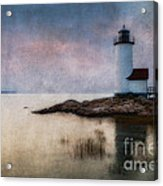 Annisquam Harbor Lighthouse Acrylic Print
