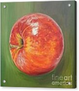 Another Apple Acrylic Print