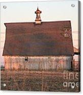 Another Barn Acrylic Print