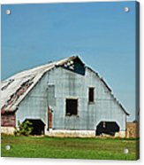 Another Barn To Repair Acrylic Print