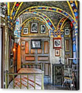 Another Bedroom At The Castle Acrylic Print