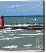 Another Big Wind Acrylic Print