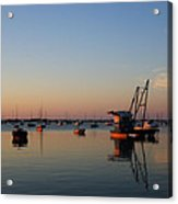 Another Cotuit Dawn Acrylic Print