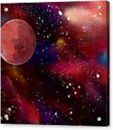 Another Galaxy Acrylic Print