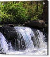 Another Hidden Waterfall Acrylic Print
