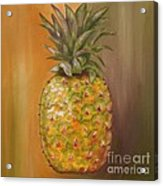 Another Pineapple Acrylic Print