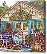 Another Roadside Attraction Acrylic Print