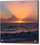 Another Sunrise Acrylic Print