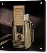 Anscoflex II Acrylic Print by Peter Tellone