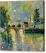 Ansermme Dinant 8821 Acrylic Print