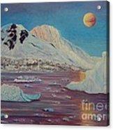 Antarctica Acrylic Print