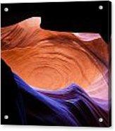 Antelope Canyon - Page Az Acrylic Print