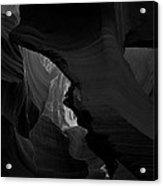 Antelope Canyon 010 Acrylic Print