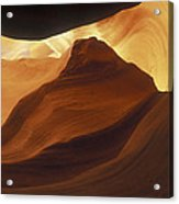 Antelope Canyon 42 Acrylic Print