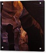 Antelope Canyon 36 Acrylic Print