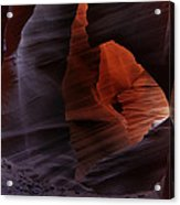 Antelope Canyon 34 Acrylic Print