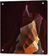 Antelope Canyon 33 Acrylic Print