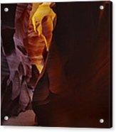 Antelope Canyon 32 Acrylic Print