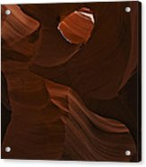 Antelope Canyon 21 Acrylic Print