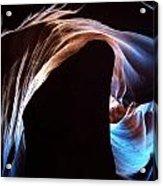 Antelope Canyon 09 Acrylic Print