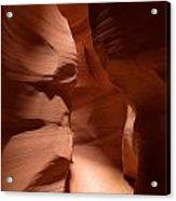 Antelope Canyon 12 Acrylic Print