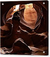 Antelope Canyon 13 Acrylic Print