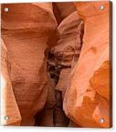 Antelope Canyon 14 Acrylic Print