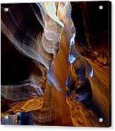 Antelope Canyon 2 Acrylic Print