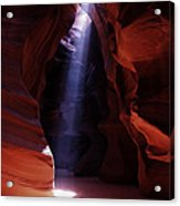 Antelope Canyon 3 Acrylic Print