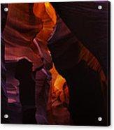 Antelope Canyon 25 Acrylic Print
