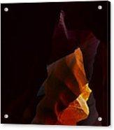 Antelope Canyon 28 Acrylic Print