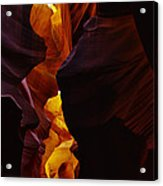 Antelope Canyon 30 Acrylic Print