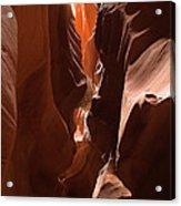 Antelope Canyon 5 Acrylic Print